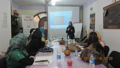صورة جمعية نساء بغداد تنفذ ورشة تدريبية حول إدارة الحالة وقاعدة البيانات