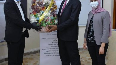 Photo of Opening a new Psychosocial and Legal Listening and Counseling Centre in Anbar