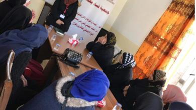 صورة جلسات توعية – مركز الموصل