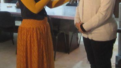 صورة زارت قناة العراقية الفضائية جمعية نساء بغداد