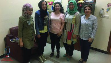 صورة نفذت جمعية نساء بغداد ثاني اجتماع تنسيقي مع وزارة الشباب والرياضة