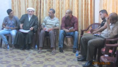 صورة كادر مركز إستماع النصر يعقد ورش توعية متنوعة
