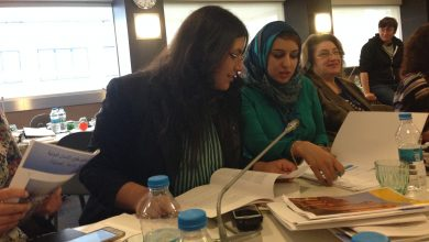 Photo of BWA staff participates in a conference on strategy of change in Turkey