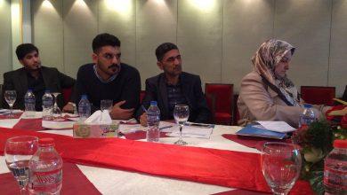 صورة جمعية نساء بغداد تشارك في الإجتماع التشاوري الخاص بتنفيذ التوصيات المتعلقة بحقوق الإنسان في العراق