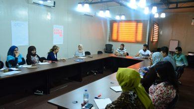 صورة مشروع إشراك الشباب في مكافحة العنف ضد المرأة