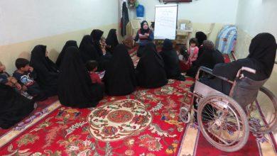 صورة ورشة توعية حول الزواج المبكر للعوائل من سكنة المناطق العشوائية مشروع بارك