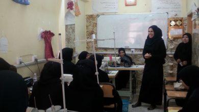 صورة زار كادر مركز الاستماع والارشاد الاجتماعي والقانوني في مدينة الصدر احد مراكز جمعية نساء بغداد مركز تدريب…