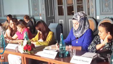 صورة مؤتمر وسطاء الشابات والذي عقد في المعهد السويدي في الإسكندرية- مصر