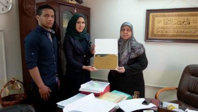 صورة زار فريق برنامج الحماية والمساعدة القانونية واعادة الاندماج من جمعية نساء بغداد