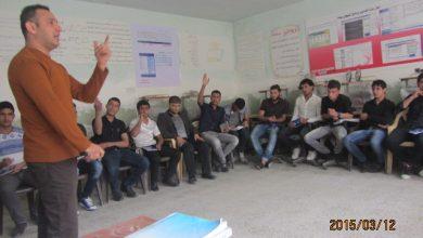 صورة ورشة التوعية للشباب والشابات مركز الاستماع في حي النصر
