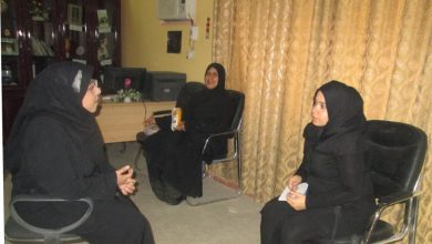 Photo of the listening center and social counseling at al sadre it has employed on 12/10/2014 visit to municipal..