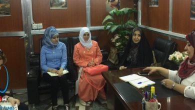 صورة اجتماع تنسيقي مع لجنة المصالحة الوطنية