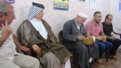 صورة صور جانب من اجتماع مزودي الخدمات في مركز الاستماع في حي النصر في يوم السبت 12/7/ 2014