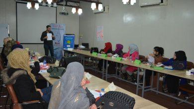 صورة مشروع (دعم نفسي اجتماعي للنساء والاطفال القادمون من الموصل)