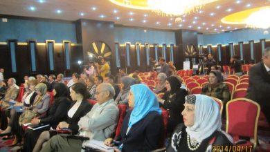 صورة ورشة تشجيع ودعم مشاركة النساء في الانتخابات
