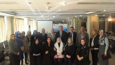 صورة اجتماع يضم رجال الدين والقادة المجتمعيين ونشطاء المجتمع المدني