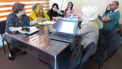 Photo of BWA conducts training workshop of UNSCR 1325