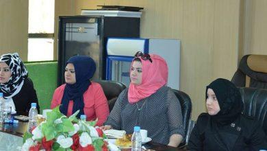 صورة كادر مركز الأمين يشارك في ورشة عمل تدريبية بوزارة المرأة