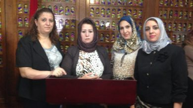 Photo of BWA participates in a press conference regarding cancelling Ministry of Woman