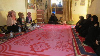 صورة كادر مشروع البارك يقيم جلسة حوار توعوية صحية ببغداد
