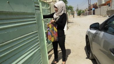 Photo of Paving the way for reconciliation among IDPs distributes basic needs in Baghdad