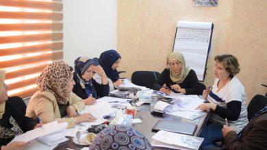 صورة إنطلاق إجتماعات اللجنة التشريعية في مقر جمعية نساء بغداد