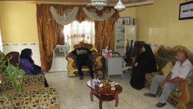 صورة كادر مشروع البارك يزور مؤسسة امل المستضعفين الإنسانية