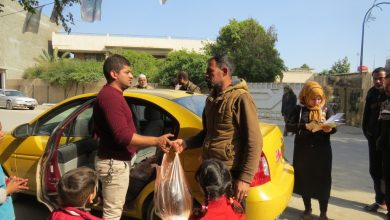 Photo of BWA distributes humanitarian needs for IDPs in Baghdad