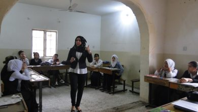 Photo of Al-Karrada LC staff starts conducting legal & health awareness workshops in Baghdad