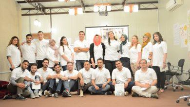 صورة إختتام ورشة المواطنة الفاعلة في مقر جمعية نساء بغداد