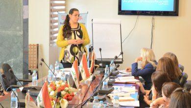 صورة جمعية نساء بغداد تقييم ورشة تدريبية حول قرار مجلس الامن 1325 ببغداد