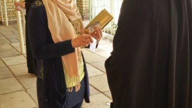 Photo of Al-Sadr LC staff conducts introducing visits in Sadr City