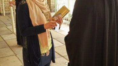 صورة كادر مركز الإستماع و الإرشاد – الصدر يقوم بزيارات تعريفية في مدينة الصدر