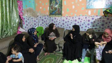 صورة فريق مشروع الحماية و المساعدة القانونية و إعادة الإندماج يعقد جلسات حوار في مجمعات للعشوائيات ببغداد