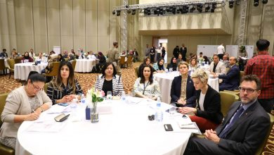 Photo of International Women's Day Conference by Baghdad Women Association