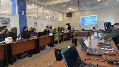 صورة مشاركة في الاجتماع الدوري الخاص بمجموعة العمل الفنية