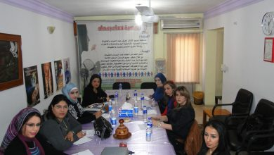 Photo of introductory session of the project ( Conflict Resolution Study Tour In Beirut)