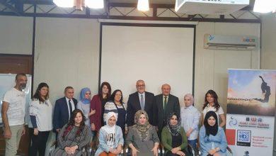 صورة زيارة رئيس لجنة مؤسسات المجتمع المدني في مجلس النواب العراقي لجمعية نساء بغداد