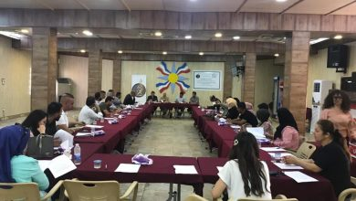Photo of Discussion session on the draft law on cybercrime and its impact on restricting freedoms