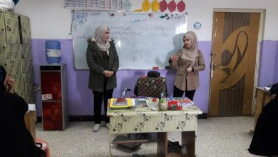 Photo of Voluntary workshop for girls