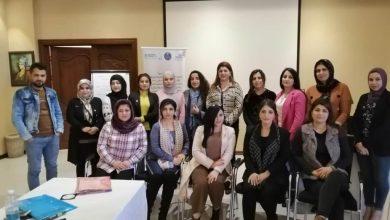 صورة الورشة التدريبية السادسة للنشطاء والاعلاميين والاكاديميين ومنظمات المجتمع المدني في السليمانية