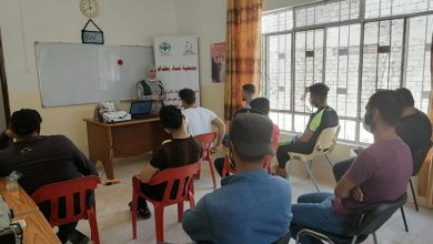 Photo of Baghdad Women Association provides four social support sessions for men in Mosul