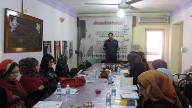 صورة الورشة التدريبية الثانية ضمن مشروع (رحلة دراسية الى بيروت لحل النزاعات )