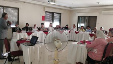 Photo of Participation of human trafficking workshop
