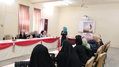 Photo of Voluntary social awareness session