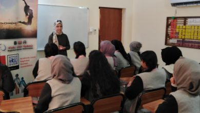 Photo of Voluntary awareness session