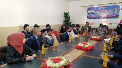 صورة اجتماع المنتدى الشهري