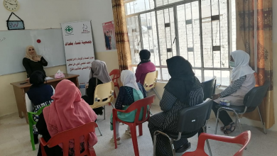 Photo of Eight psychosocial support sessions (advocacy sessions) in Mosul