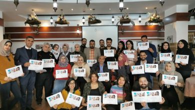 Photo of Training workshop about project proposal writing and peace-building