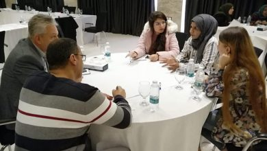 Photo of A training workshop on monitoring human rights violations